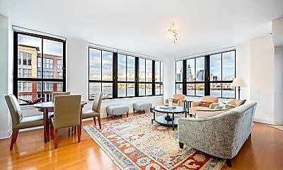Living Room, 1025 Maxwell Ln 1001, 1