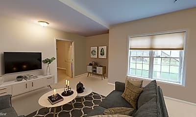 Living Room, 9903 Burke Station Ct, 0