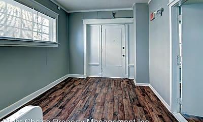 Bedroom, 2639 E 29th St. - Unit 1, 1