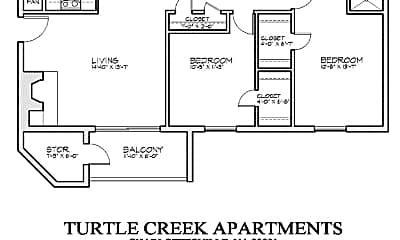 Community Signage, 110 Turtle Creek Rd, 2