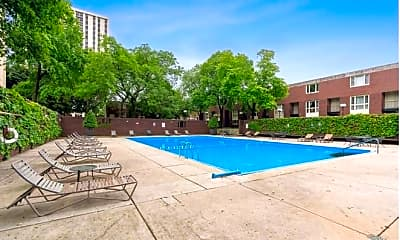 Pool, 2605 S Indiana Ave 2308, 2