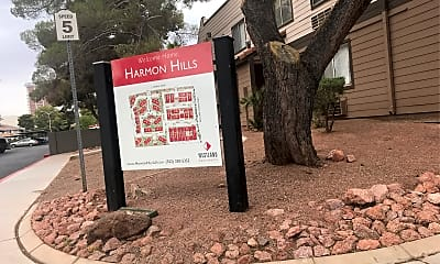 Harmon Arms Apartments, 1
