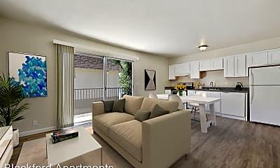 Living Room, 3801 Blackford Ave, 0