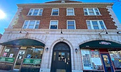 Building, 3651 S Grand Blvd, 2