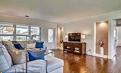 Living Room, 2130 NE 54th Street, 1