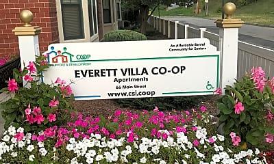 Everett Villa Co po, 1