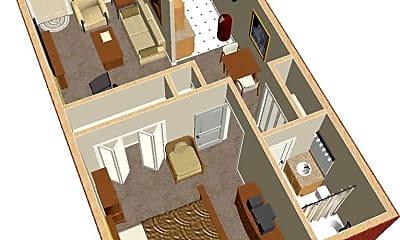 Bedroom, 142 Charlotte Anne Ln, 2