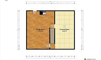 Bathroom, 264 Sylvia St, 2