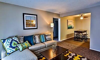 Living Room, Residence at Vegas, 1