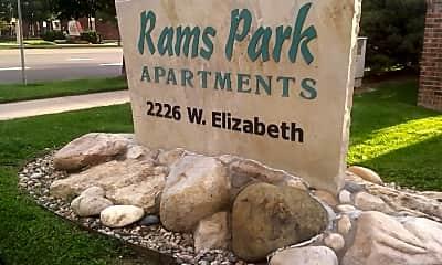 Rams Park Apartments, 1