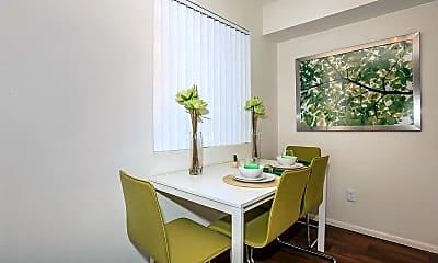 Dining Room, Serrano Gardens, 2