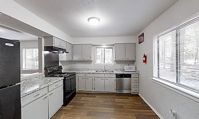 Kitchen, Room for Rent -  a 6 minute walk to bus stop Snapf, 0