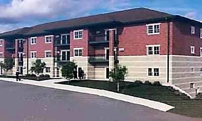 College Avenue Apartments, 0