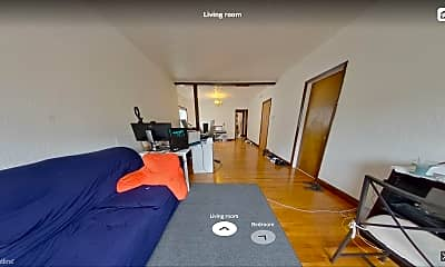 Living Room, 293 Boston Ave, 0