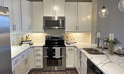 Kitchen, 92 West Paces, 1