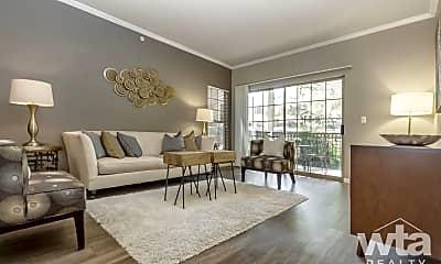 Living Room, 2600 Gracy Farms Lane, 1