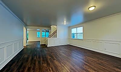 Living Room, 1710 Creek Oak Circle, 1