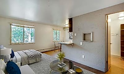 Living Room, 2811 W 27th Ave, 0
