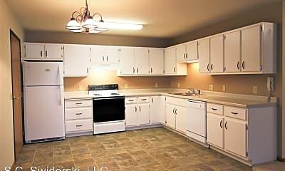 Kitchen, Westhaven Apartments, 1