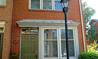 Building, 501 Colecroft Ct, 0