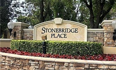 Community Signage, 6214 Stevenson Dr, 0