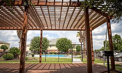 Pool, Woodglen Village, 2