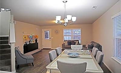 Living Room, 801 SW Loudon Dr, 1