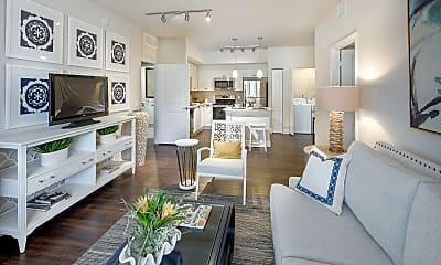 Living Room, Broadstone Plantation, 1