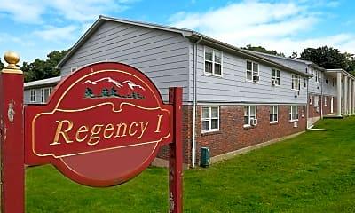 Community Signage, Regency I, 0
