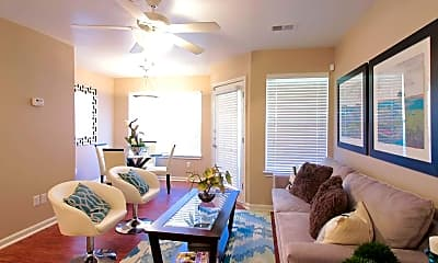 Living Room, Crossing at Cherry, 0