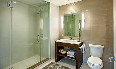Bathroom, 100 Central Avenue, 2