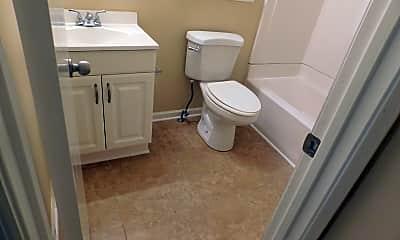 Bathroom, 8486 Alden Drive, 2