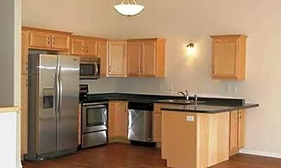 Kitchen, Montgomery Townhomes, 0