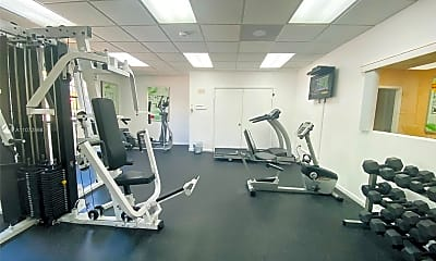 Fitness Weight Room, 351 Palm Way 202, 2