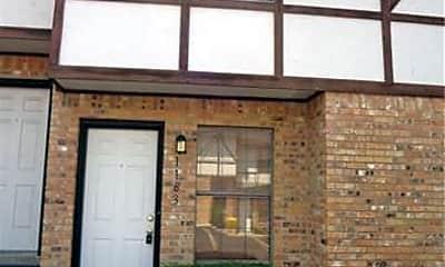 Building, 1163 Dallas Dr, 0