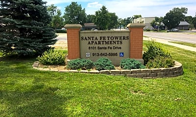 Santa Fe Tower Apartments, 1