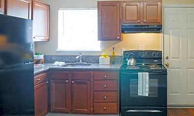 Kitchen, Dwell @ 555, 2