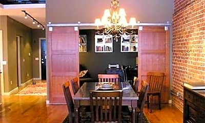 Dining Room, 1008 Dodge St, 0