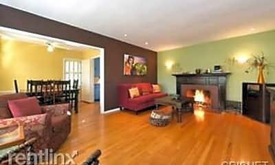Living Room, 6548 Colbath Ave, 0