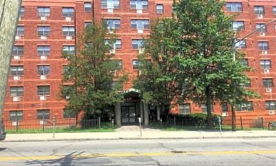 St James Terrace, 1