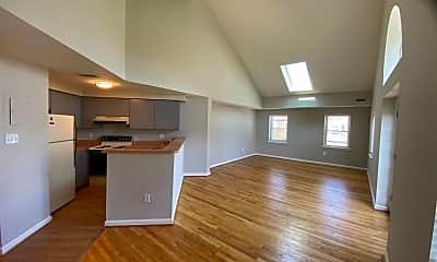 Living Room, 723 S Charles St 305, 1