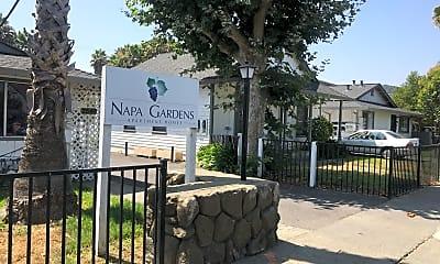 Napa Garden Apartments, 1