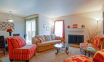 Living Room, Bridge Hollow, 1
