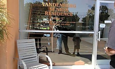 Vandenberg Senior Residence, 1