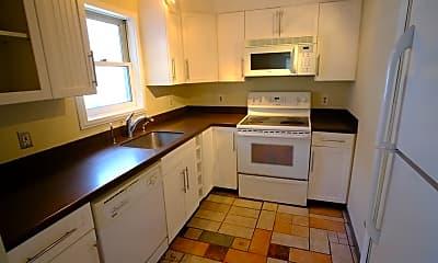 Kitchen, 37 Forbes St B, 1