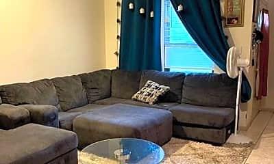 Living Room, 8901 Parkfield Dr, 1