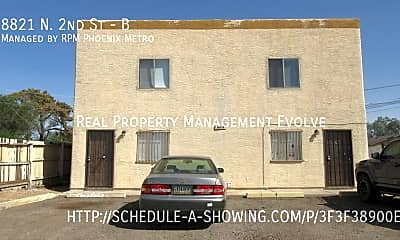 Building, 8821 N 2Nd St - B, 0