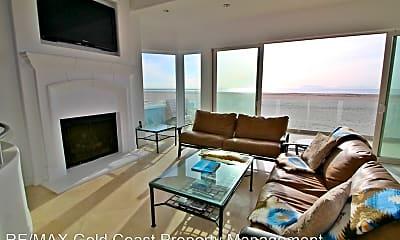 Living Room, 3525 Ocean Dr, 0