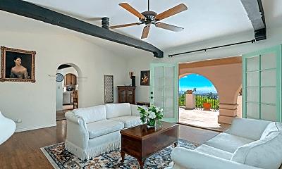 Living Room, 958 Alameda Padre Serra, 1