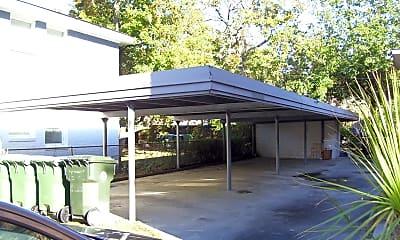 Patio / Deck, 3605 Bull Street #1, 2